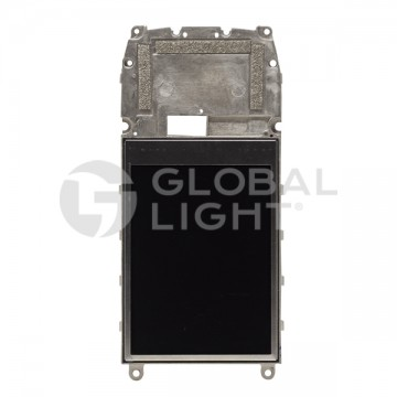 LCD with metal bracket, made to fit MC45