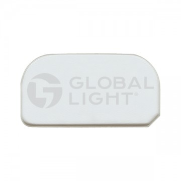 Scan lens, polycarbonate, clear, Zebra Motorola, MC9000