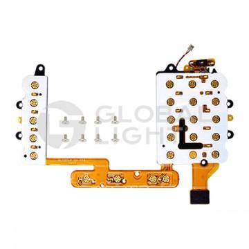 23-Key keyboard, flex, mylar, Zebra Motorola, WT41N0