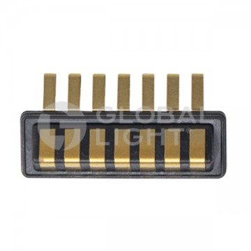 7 pin, Connector, Bottom Housing, Motorola, WT4070,WT4090