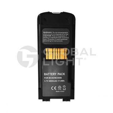 Battery pack, Li-ion, 3.7V, 4600mAh MC95
