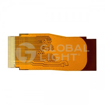Flex cable for LCD enhaced version, made to fit Symbol Motorola