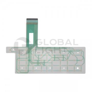 MEMBRANE SWITCH, IBM M7 ANPOS, KEYBOARD