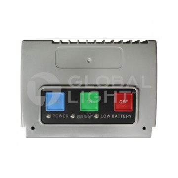 TOP COVER ASSEMBLY, KEYPAD, ZEBRA, 3N SERIES