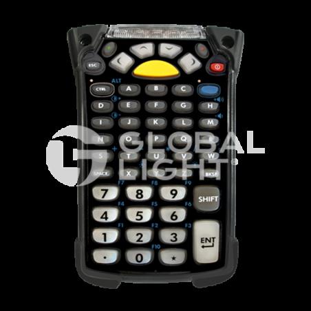 Keypad assembly, 53 key, Zebra Motorola, MC9000