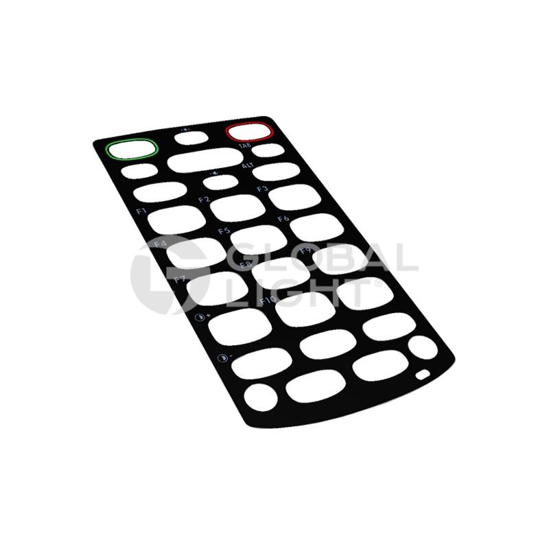 Overlay, Zebra Motorola, MC3000