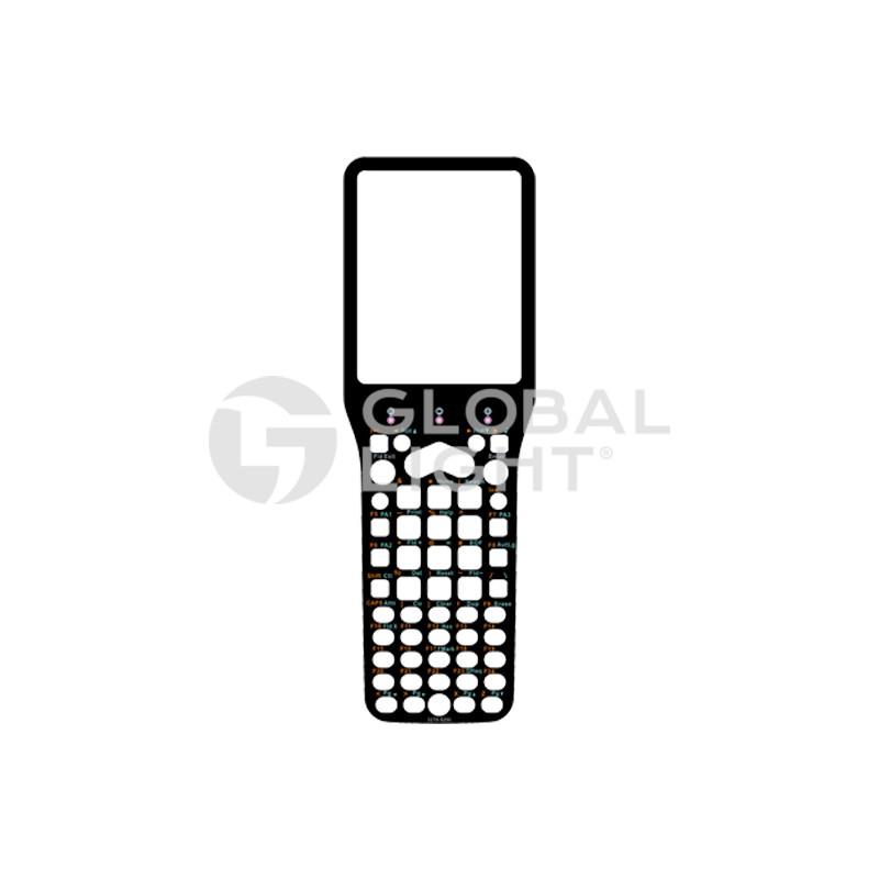 Overlay, 52 key, Intermec, CK31, 3270/5250