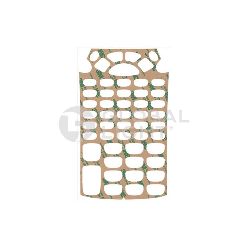 Overlay, 53 key, Zebra Motorola, MC9000