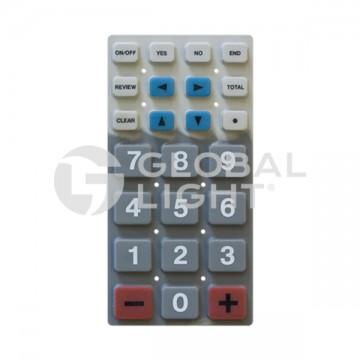 Keypad, 24 key, Telxon, PTC-600
