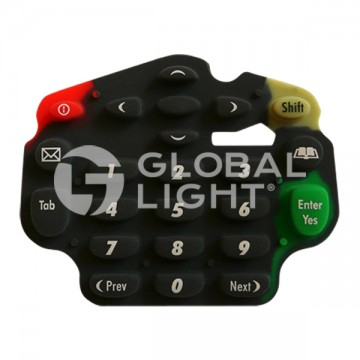 Keypad, 23 key, Zebra Motorola, PDT8000