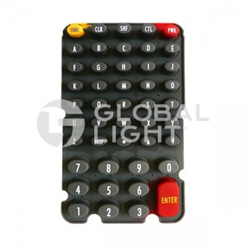Keypad, 46 key, Zebra Motorola, PDT6800