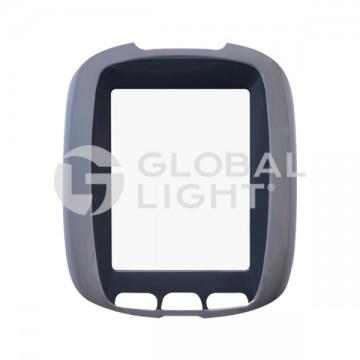 Bezel clear polycarbonate, Zebra Motorola,MC17