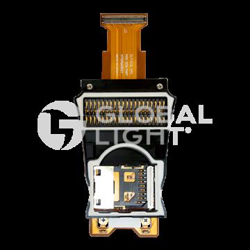 Main flex cable connector assembly, Zebra Motorola, MC9000