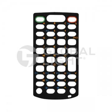 Overlay, 38-key, Zebra Motorola, MC3100, MC3200