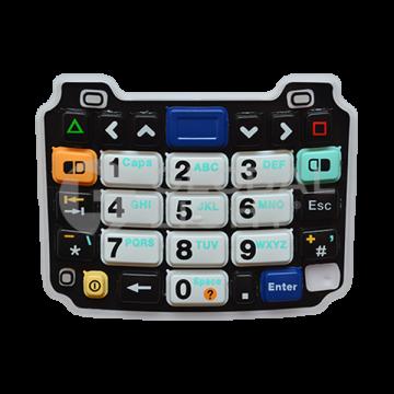 Keypad, 27-key, numeric, Intermec, CN51