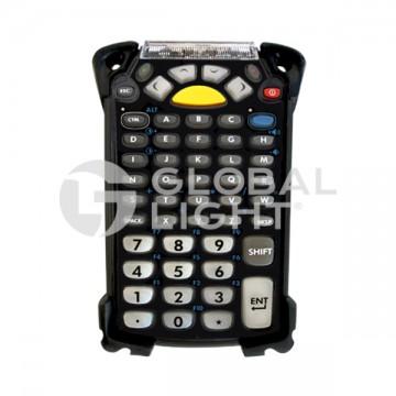 Keypad assembly, 53-key, VT/ANSI, Zebra Motorola, MC906X