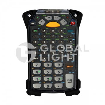 Keypad assembly, 53-key, 3270, Zebra Motorola, MC906X