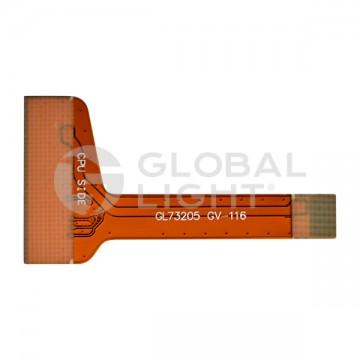 Flex cable, for LCD, Zebra Motorola, MC9100