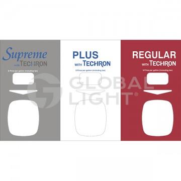 Original Wayne Ovation® 3 Product Chevron® Decal, 888459-003-045