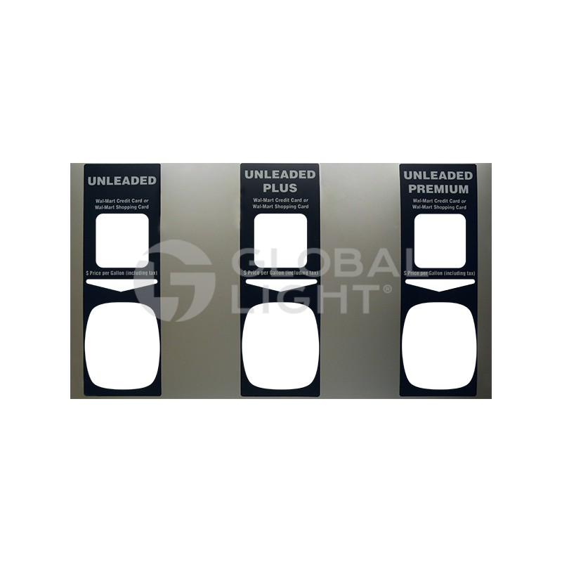 Wayne Ovation Walmart, Decal 3-Product (Dual price)_x000D_, 8889745-003-005