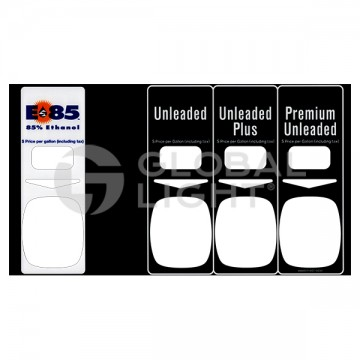Wayne Ovation® 3+1 Product Western Convenience® Decal, 888459-007-0E1