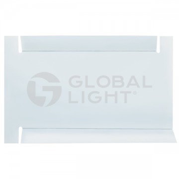 Gilbarco Advantage, Remote PPU (2-bulb) backlight LED kit (1 piece). Includes 2 diffusers: clear and orange, T17622 G8