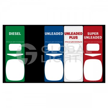 Wayne Ovation Thorntons, Overlay 4-Product (w/ Diesel), 888459-007-149