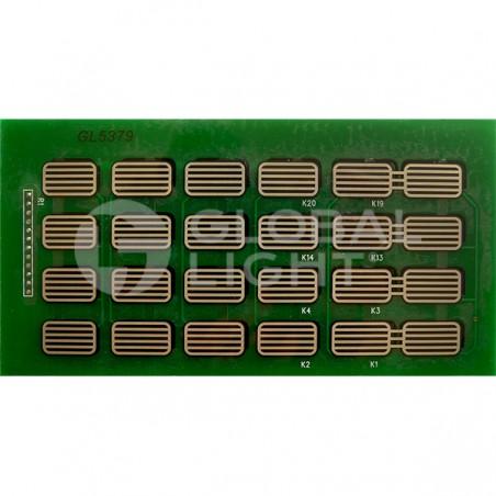 Keypad Customer, Gilbarco Encore, M00141B004