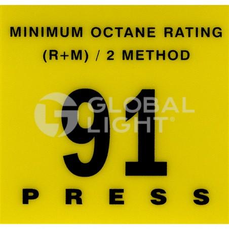 91 Octane, Gilbarco Encore, EU02001G007
