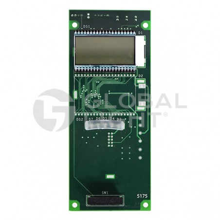 Display, PPU assembly, Gilbarco Encore S