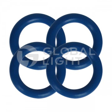 Fuel Kit O-Rings, double bump
