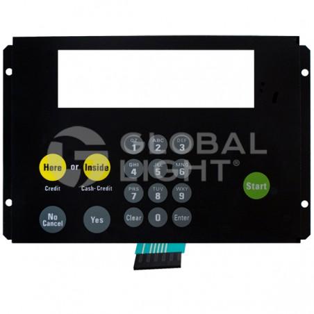 "Wayne Vista, Amoco CAT Keypad with Metal Bracker ""With Start Button""_x000D_, 882578-016"
