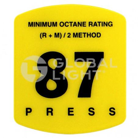 """Gilbarco Encore, S """"87 octane"""", EU02006G"""