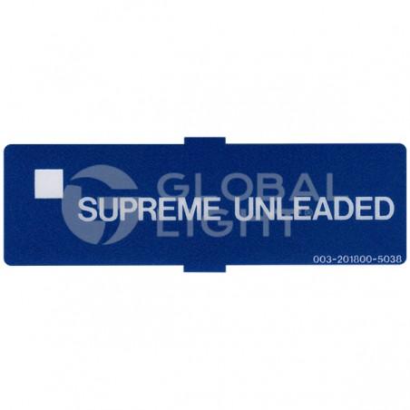 "Dresser Wayne Vista Chevron, Octane Overlay ""Supreme"", 003-201-800-006"