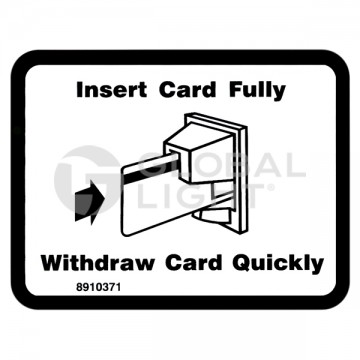 Generic Decal Left Up card...
