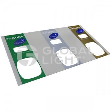 14-Key Membrane Keypad,...
