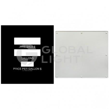 Wide Frame Display, Gilbarco Advantage, R19246-02