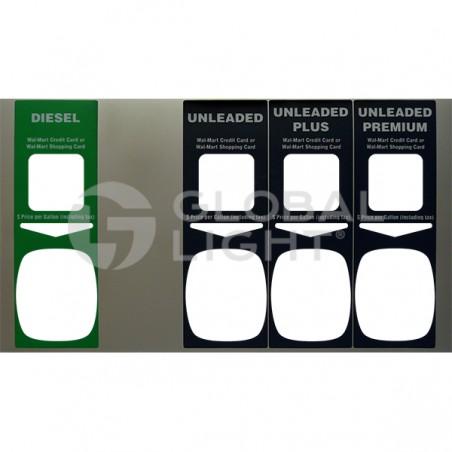 Wayne Ovation® 4 Product Walmart® Decal, 889745-007-001