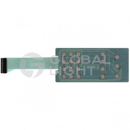 19-key Membrane Keypad, Bennett, 2200