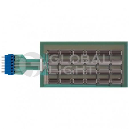 Membrane Switch, Gilbarco Encore, M00141B002