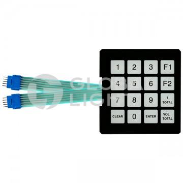 Keypad Programmable,...