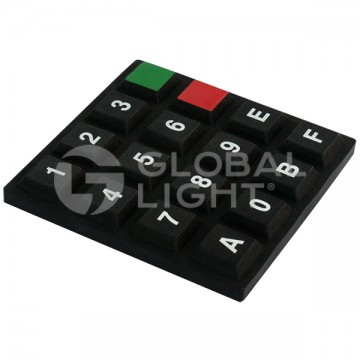 Membrane Switch, Gilbarco...
