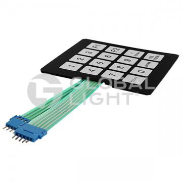 Membrane Switch Kepad,...