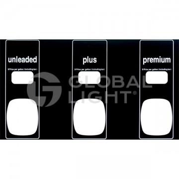 Marathon®Wayne Ovation® LX Generic Decal 3-Product, 8888459-103-004