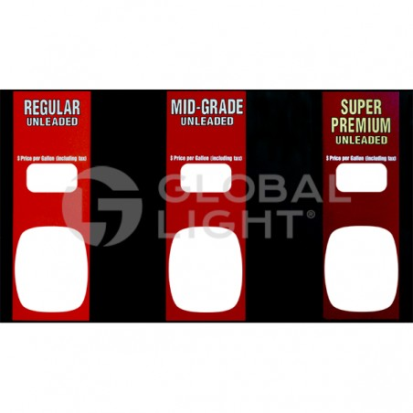 Wayne Ovation® LX Citgo® Overlay 3-Product, 888459-103-033