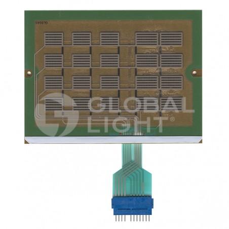 Membrane Switch, Gilbarco Advantage, T19569-10