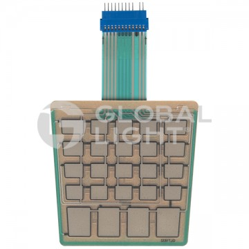 Membrane Switch Keypad,...