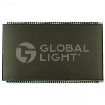 Display LCD, 96 pins,...