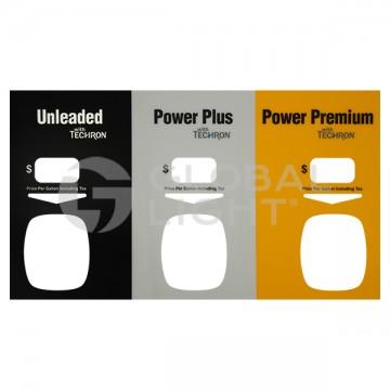 Original Wayne Ovation® 3 Product Texaco® Decal, 888459-103-330