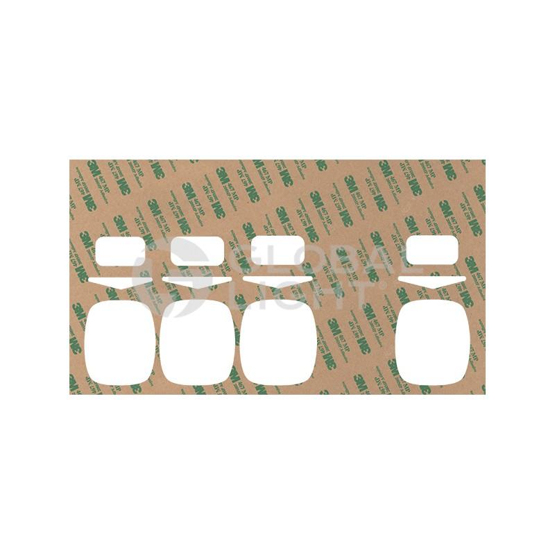 Wayne Ovation® 4 Product Shell® Decal, 888459-007-125